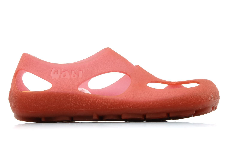 Sportschoenen Camper Wabi 80057 Rood achterkant
