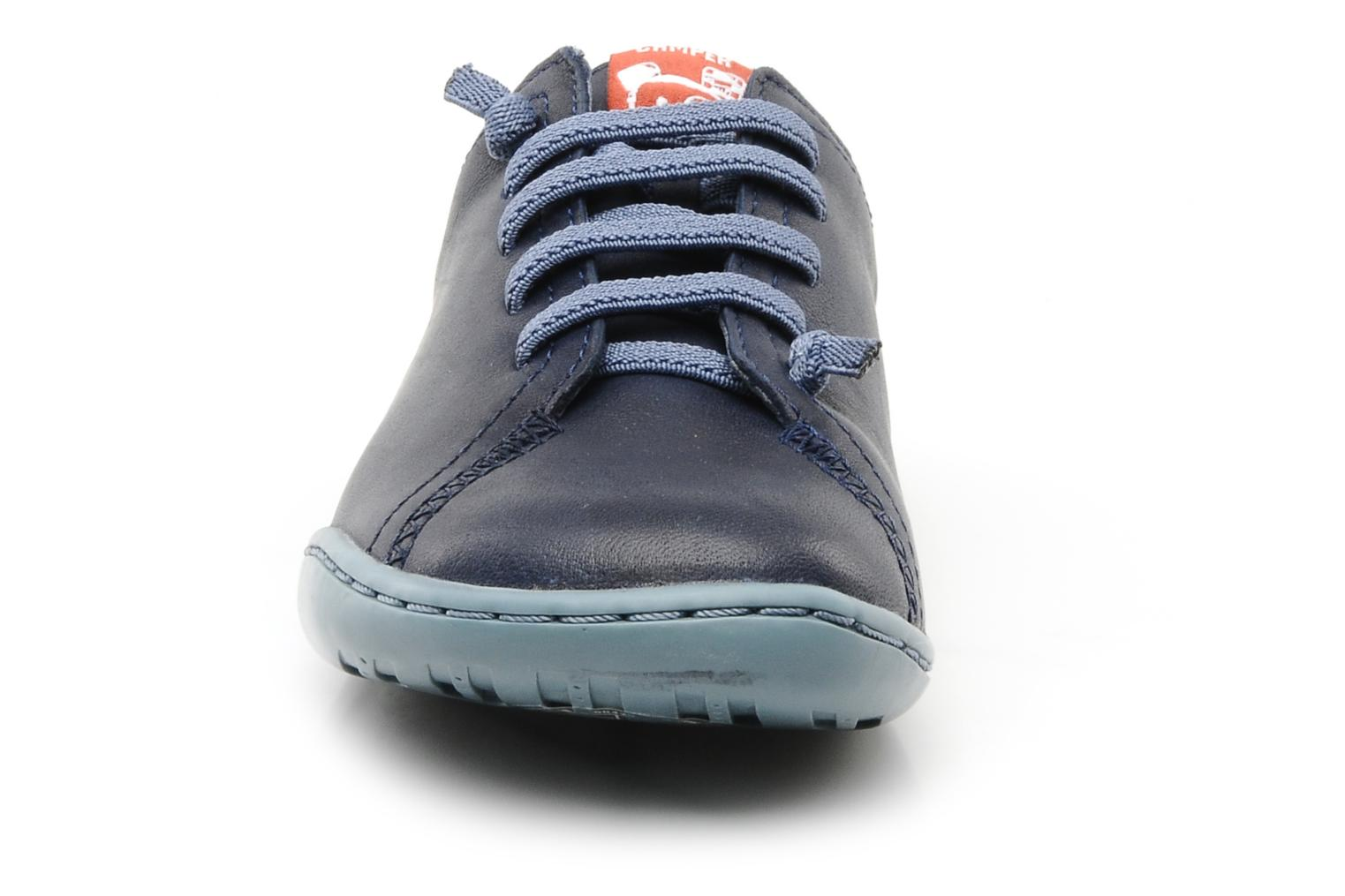 Trainers Camper Peu cami 80003 Blue model view