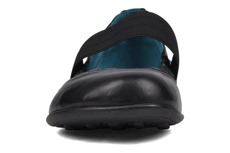 Ballet pumps Camper Peu circuit 21360 Black model view