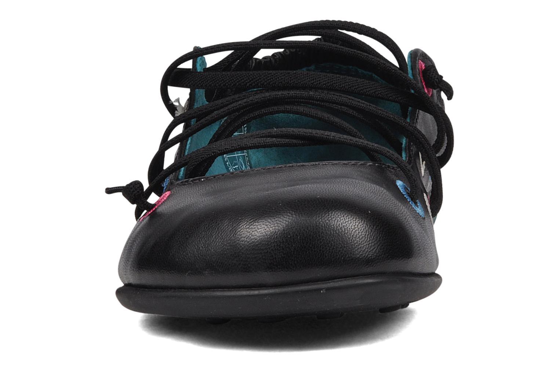 Ballet pumps Camper Tws 21468 Black model view