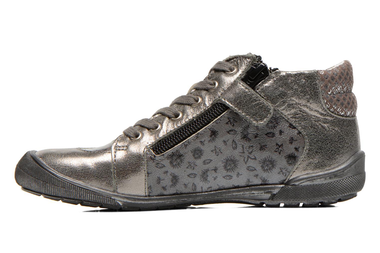 Sneakers GBB Lulu Grijs voorkant