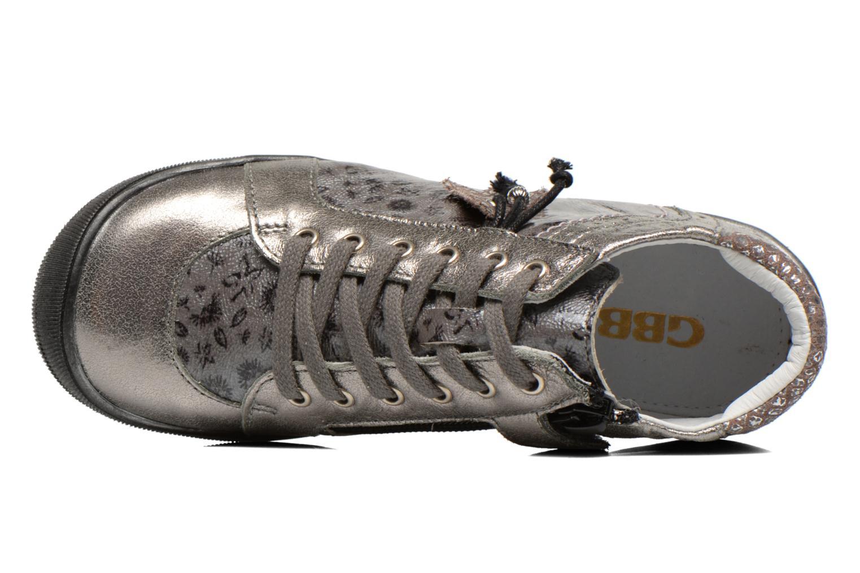 Sneaker GBB Lulu grau ansicht von links