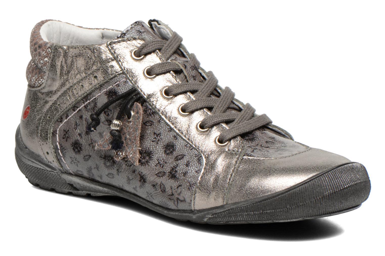 Sneaker GBB Lulu grau detaillierte ansicht/modell