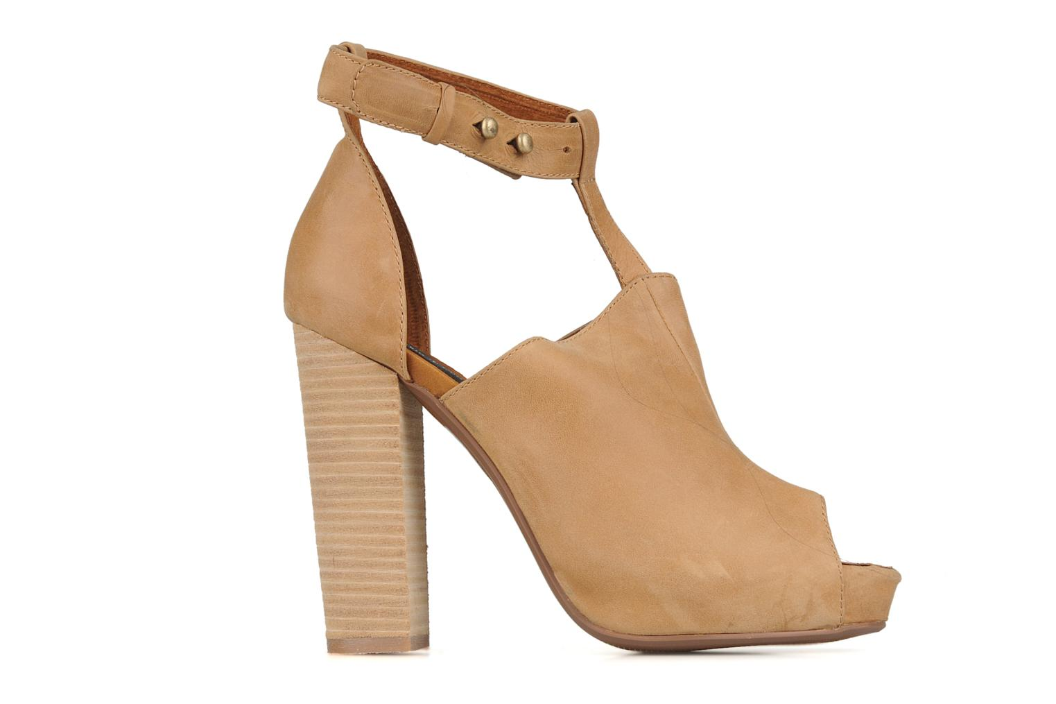 Sandals Friis & company Valerie Beige back view