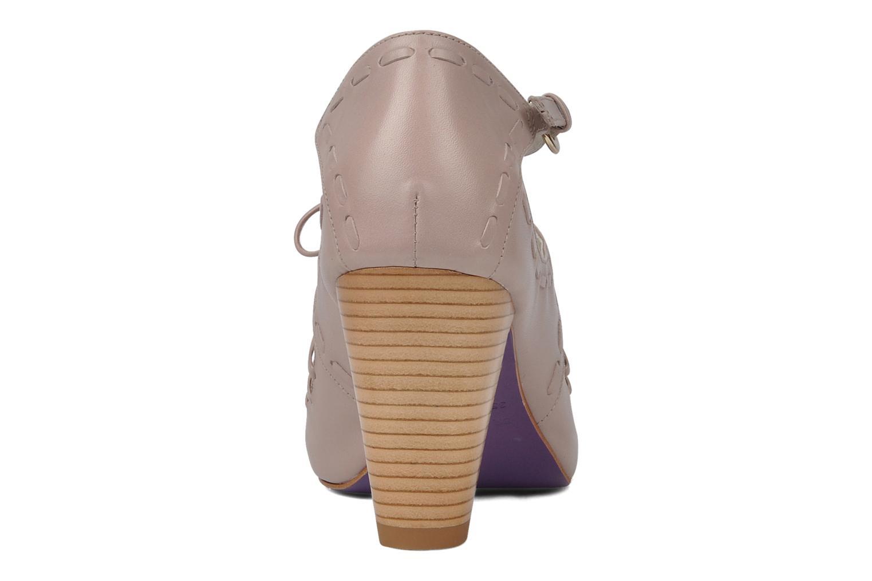 Sandaler Miezko Benka Pink Se fra højre