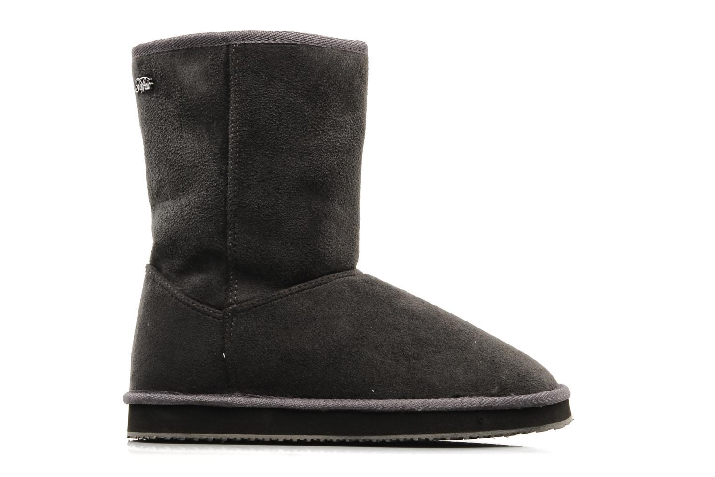 Boots en enkellaarsjes Buffalo Delfina Grijs achterkant