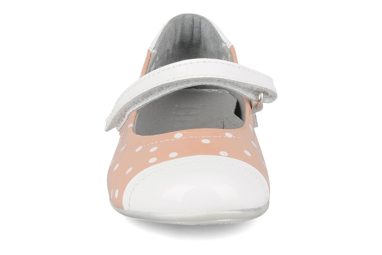 Ballerines Hip Wouter Rose vue portées chaussures
