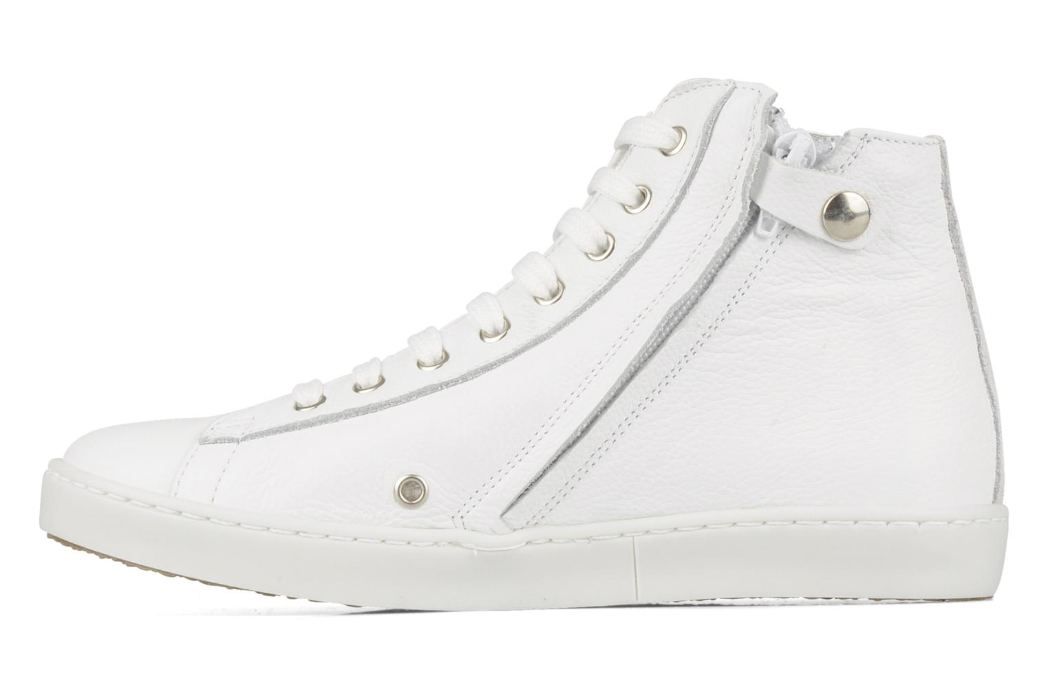 Sneakers Hip Kurt Bianco immagine frontale