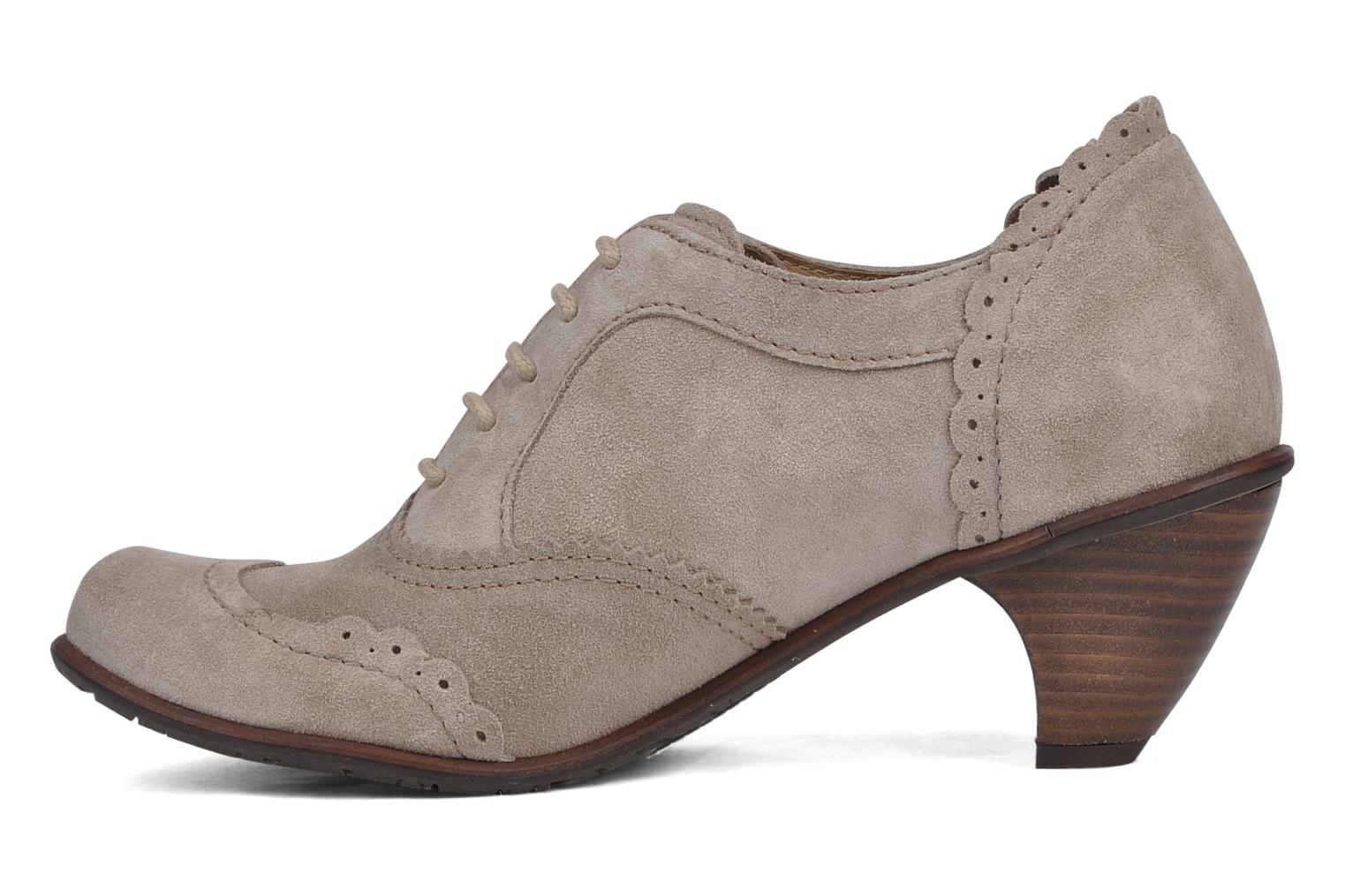 Lace-up shoes Dkode Victoria Grey front view