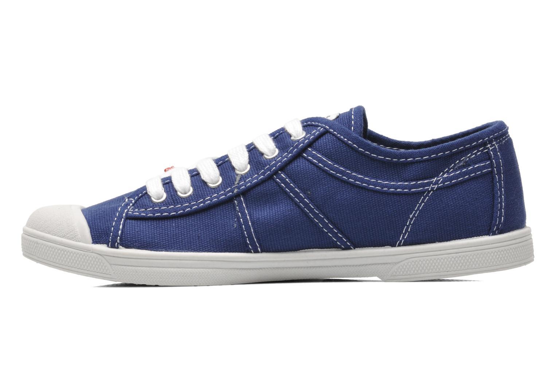 Sneakers Le temps des cerises Basic 02 Blauw voorkant