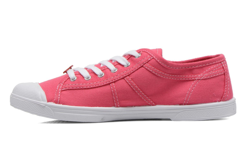 Sneaker Le temps des cerises Basic 02 rosa ansicht von vorne
