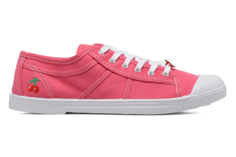 Sneakers Le temps des cerises Basic 02 Roze achterkant
