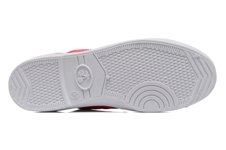Sneakers Le temps des cerises Basic 02 Roze boven