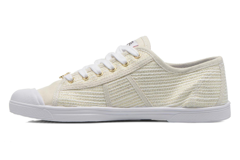 Sneakers Le temps des cerises Basic 02 Wit voorkant
