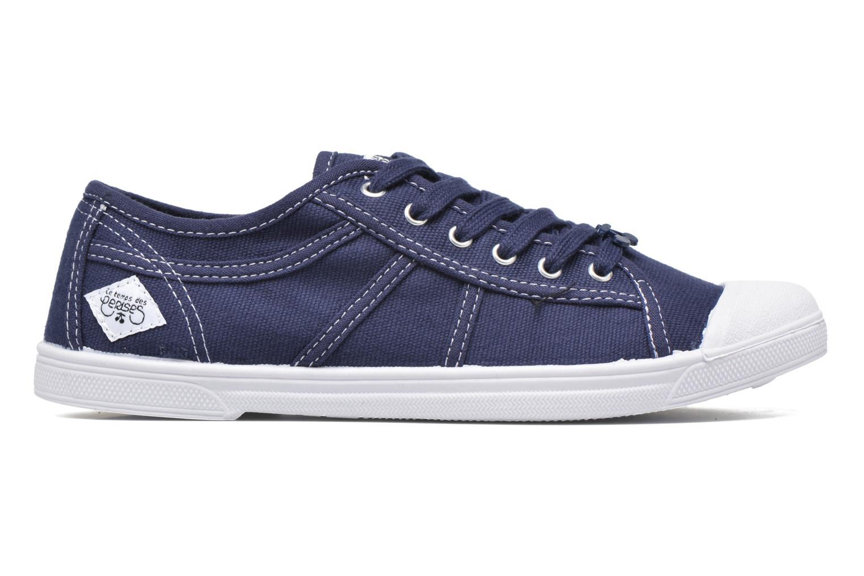 Sneaker Le temps des cerises Basic 02 blau ansicht von hinten