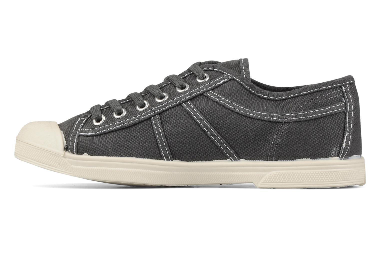 Sneaker Le temps des cerises Basic 02 grau ansicht von vorne