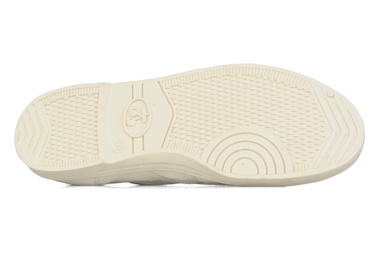 Sneakers Le temps des cerises Basic 02 Beige boven