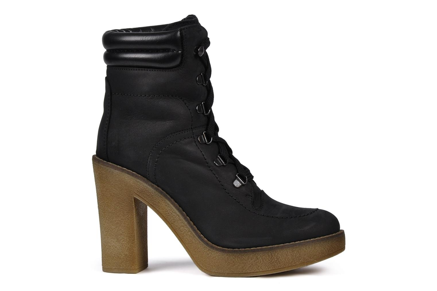 Ankle boots Jonak Galina Black back view