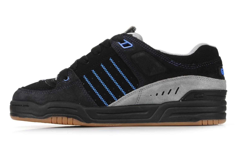 Chaussures de sport Globe Fusion Noir vue face