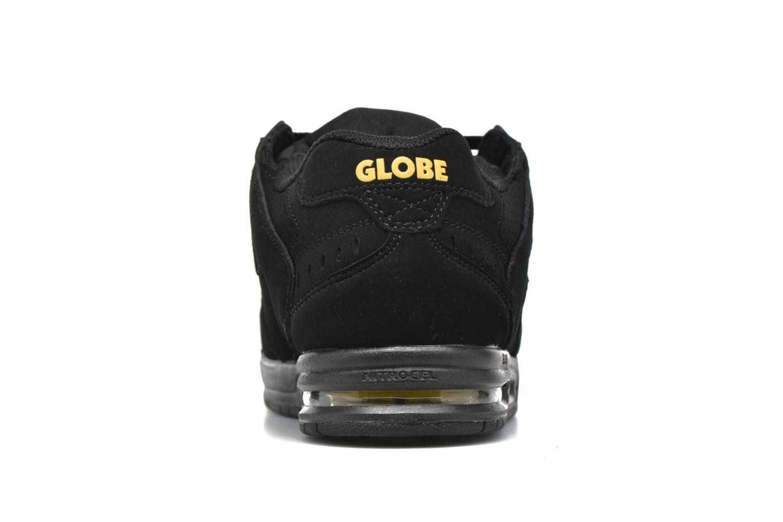 Chaussures de sport Globe Sabre Noir vue droite