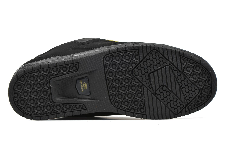 Chaussures de sport Globe Sabre Noir vue haut