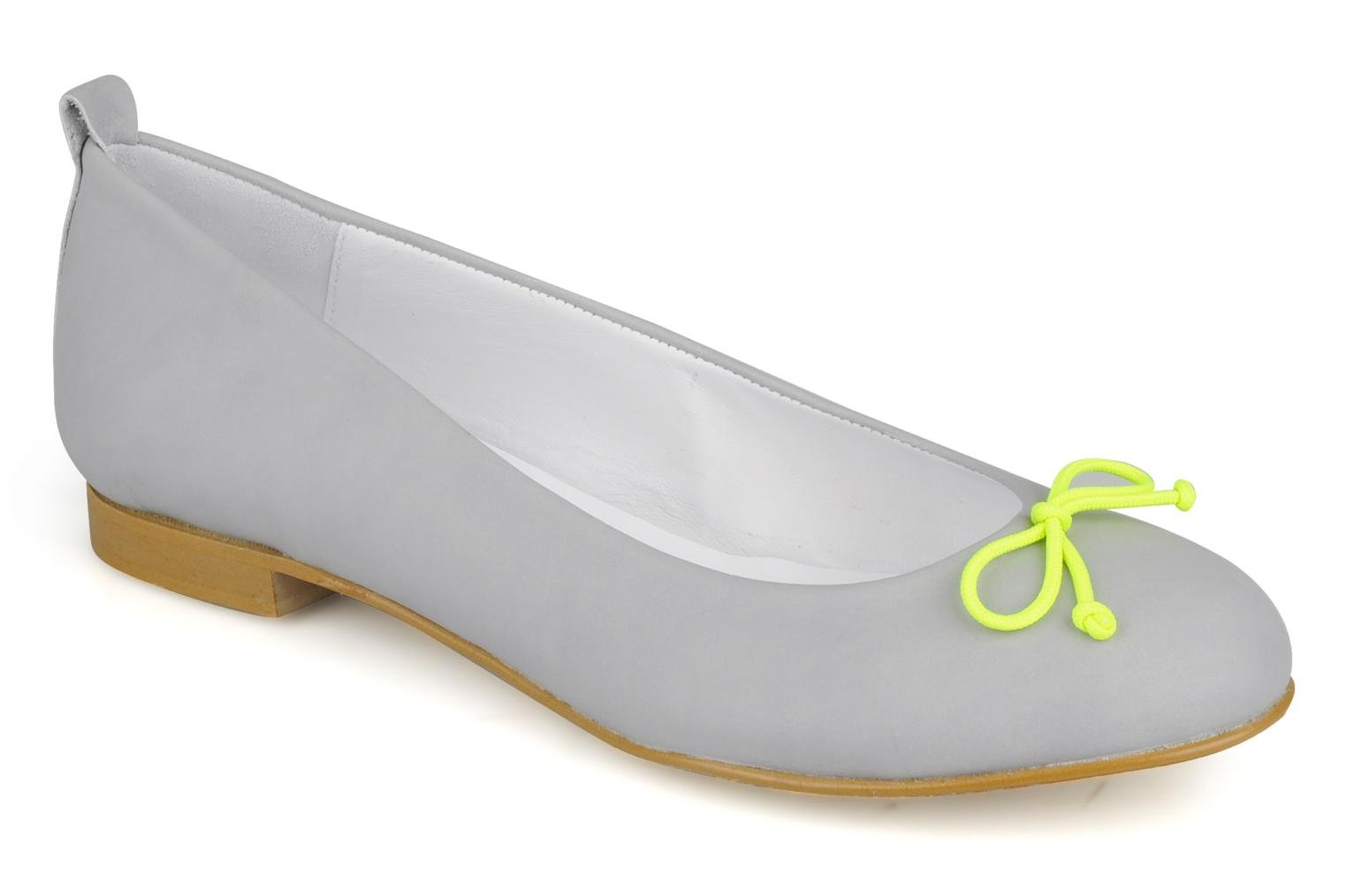 Ballet pumps Emma Go Millea Grey detailed view/ Pair view