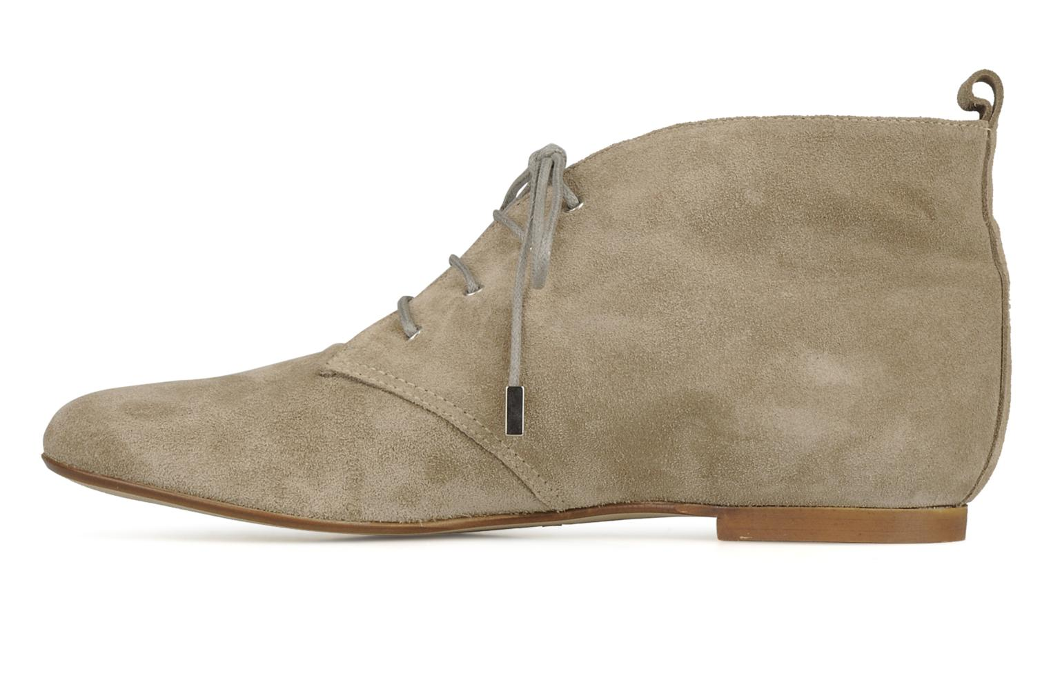Ankle boots Emma Go Stella Beige front view