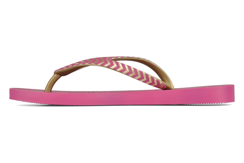 Zehensandalen Ipanema Classic trends  iii f rosa ansicht von vorne