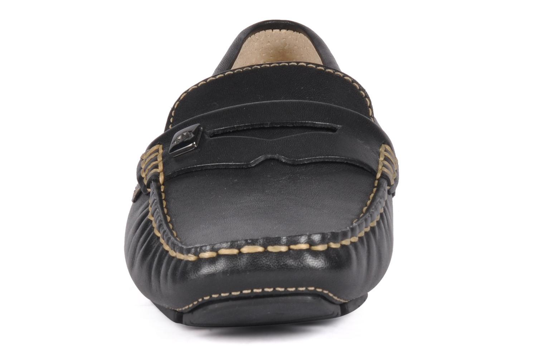 Slipper JB MARTIN Vanilla schwarz schuhe getragen