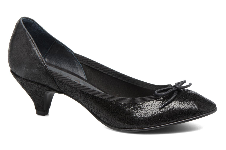 Høje hæle Jonak Biot Sort detaljeret billede af skoene