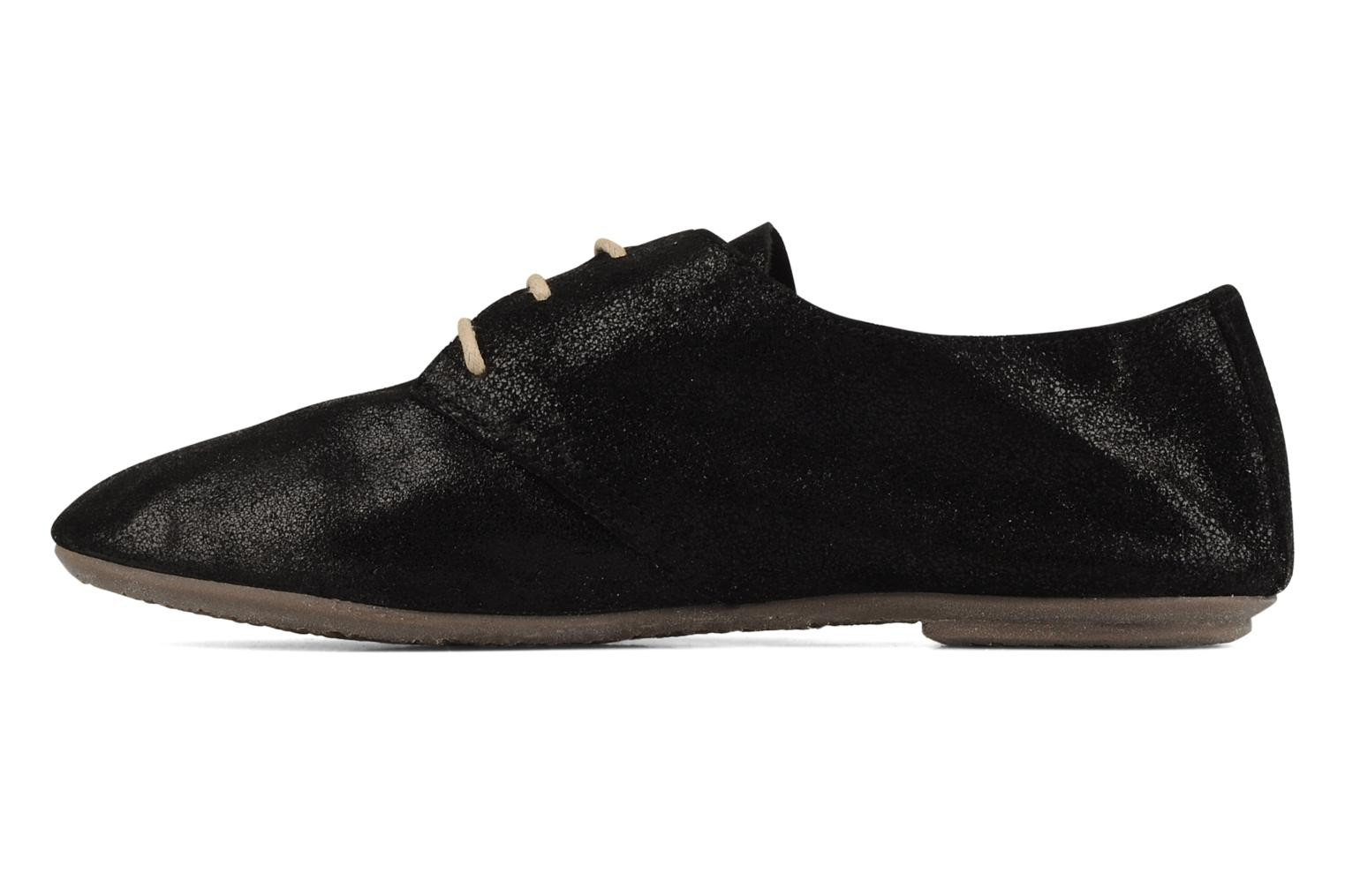 Lace-up shoes Jonak Dacklo Black front view