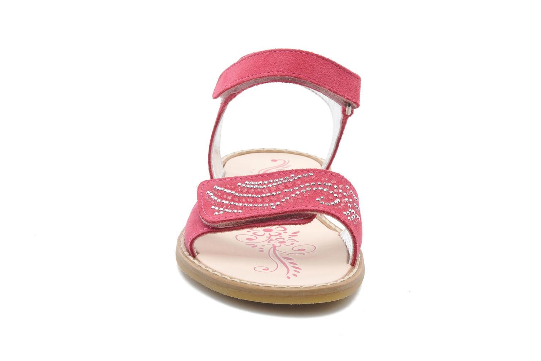 Sandales et nu-pieds Primigi Gelsomino Rose vue portées chaussures