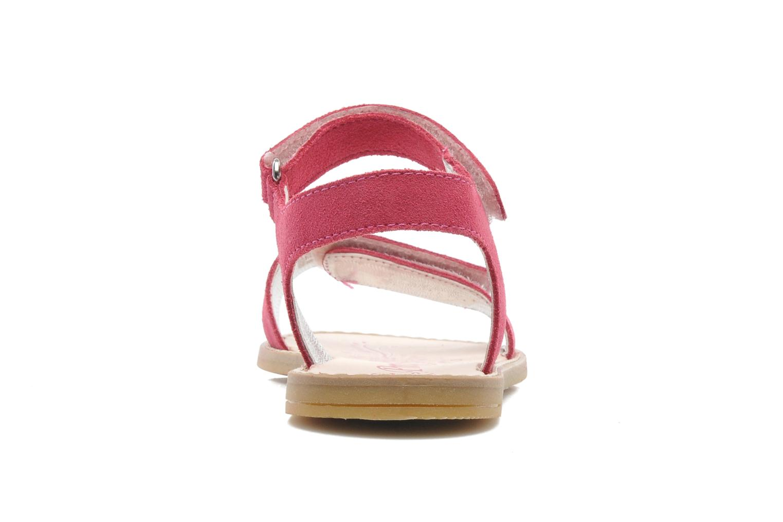 Sandales et nu-pieds Primigi Gelsomino Rose vue droite