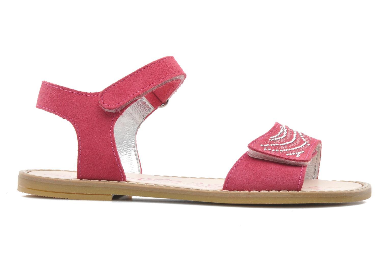 Sandales et nu-pieds Primigi Gelsomino Rose vue derrière