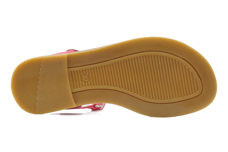 Sandales et nu-pieds Primigi Gelsomino Rose vue haut