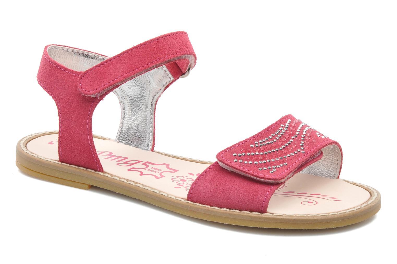 Sandales et nu-pieds Primigi Gelsomino Rose vue détail/paire