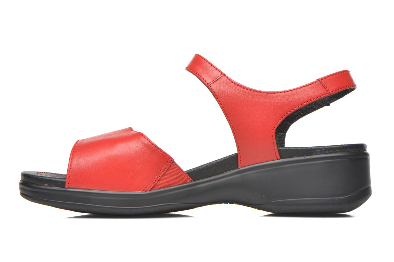 Sandales et nu-pieds Stonefly Aqua II 7 Rouge vue face