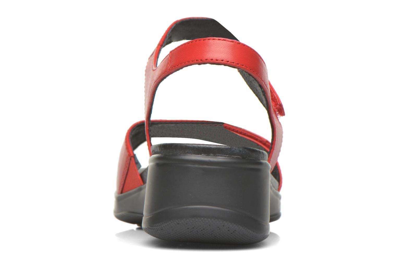 Sandales et nu-pieds Stonefly Aqua II 7 Rouge vue droite