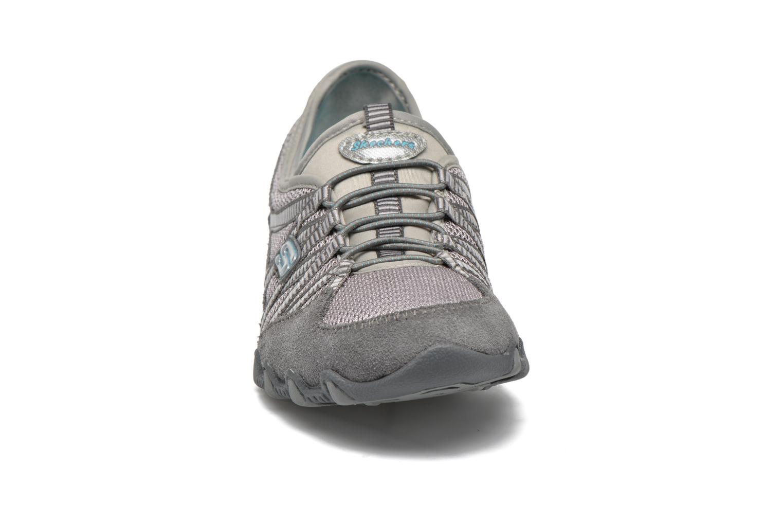 Sneaker Skechers Hot-ticket 21159 grau schuhe getragen