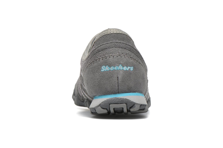 Sneaker Skechers Hot-ticket 21159 grau ansicht von rechts