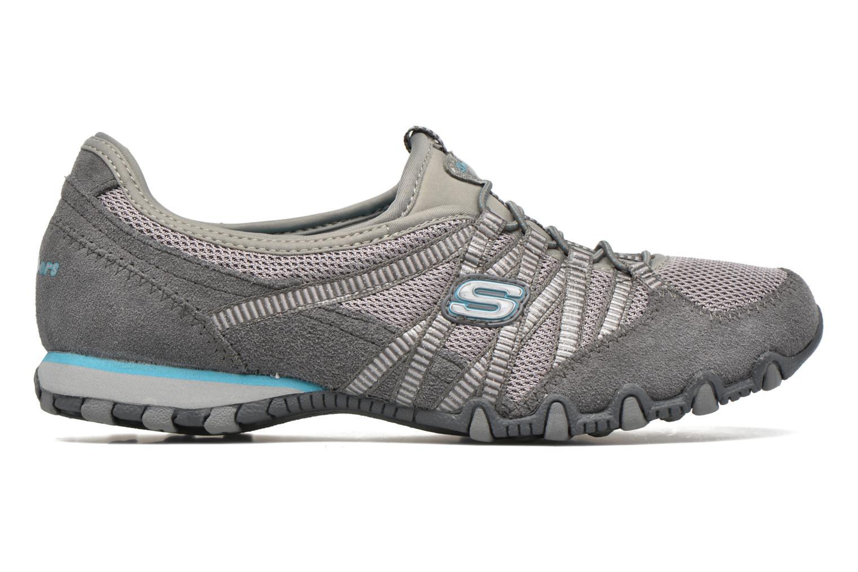 Sneaker Skechers Hot-ticket 21159 grau ansicht von hinten