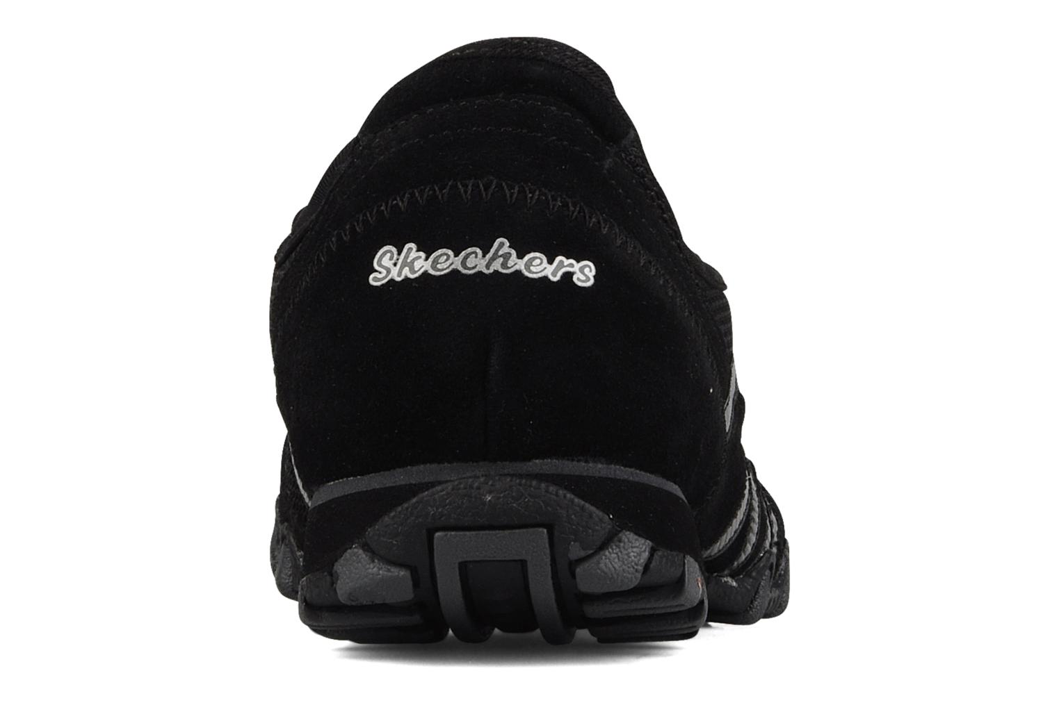 Trainers Skechers Hot-ticket 21159 Black view from the right