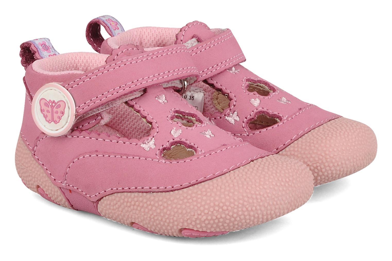 Molly Pink Nubuck