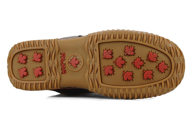 Chaussures de sport Pajar Grip Beige vue haut
