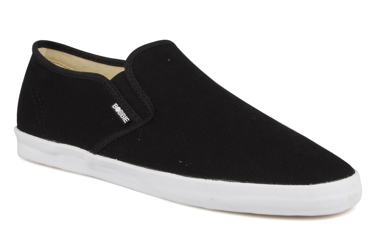 Basic slip on m Black