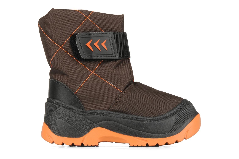 Chaussures de sport Umo Bemol Marron vue derrière