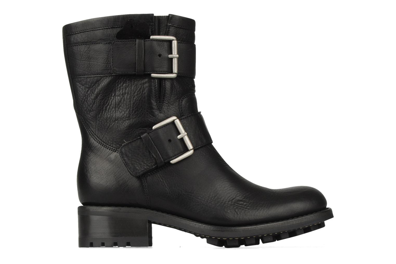 Bottines et boots Free Lance Biker 4 Mini Strap Noir vue derrière