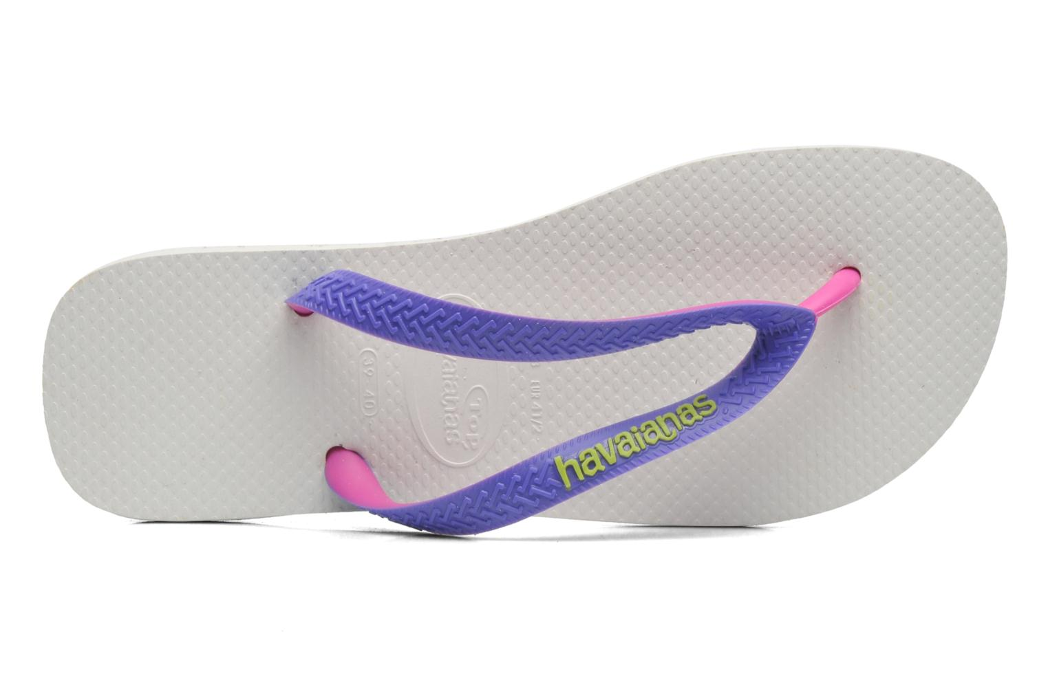 Slippers Havaianas Top mix f Paars links