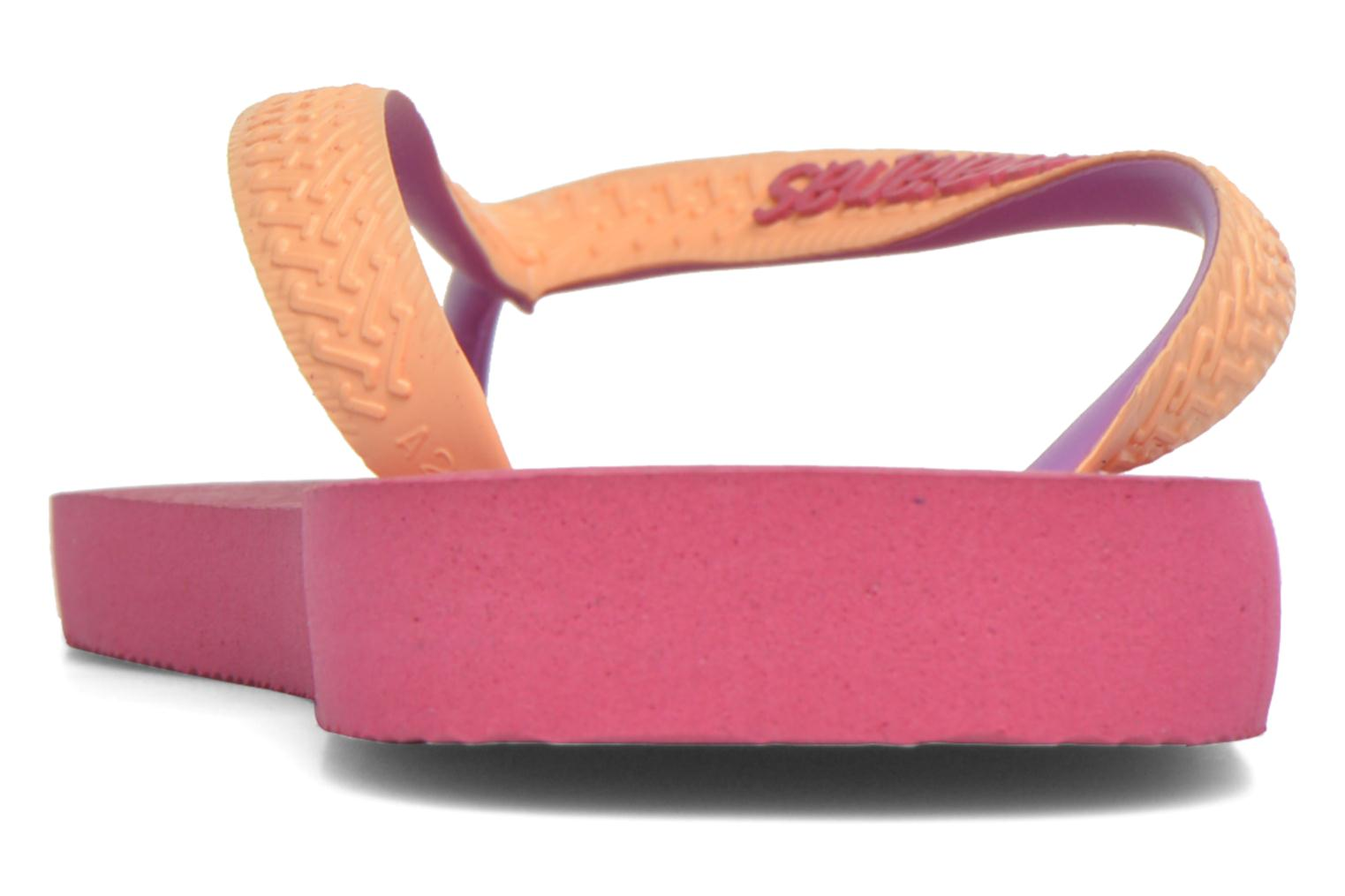 Tongs Havaianas Top Mix F Rose vue droite
