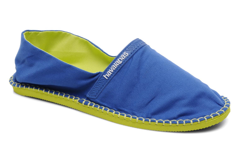 Espadrilles Havaianas Pour Adultes - Bleu - SbDTMCPPf